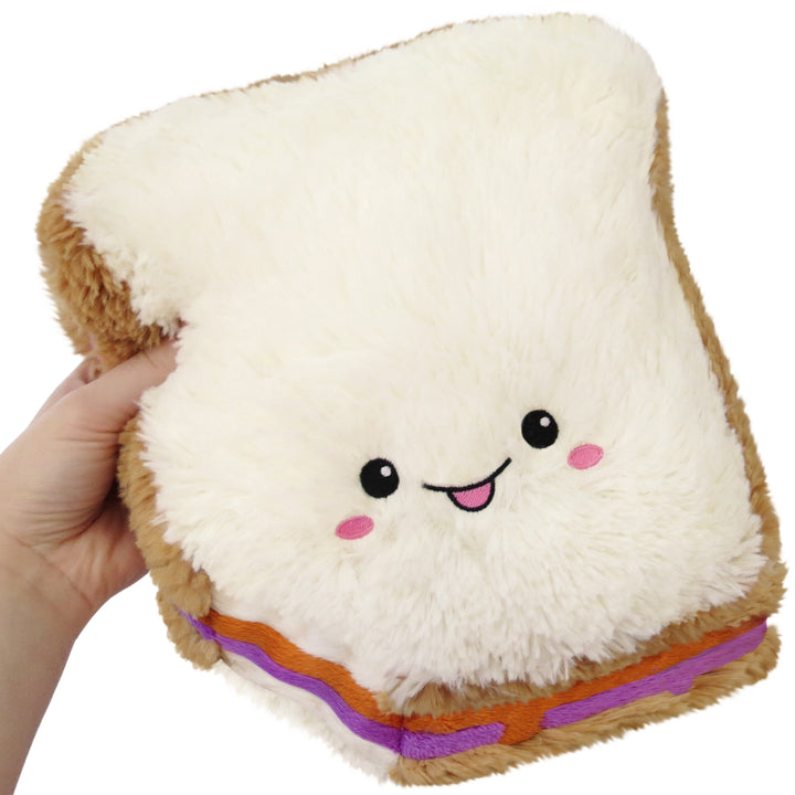Squishable - Mini Comfort Food Peanut Butter & Jelly