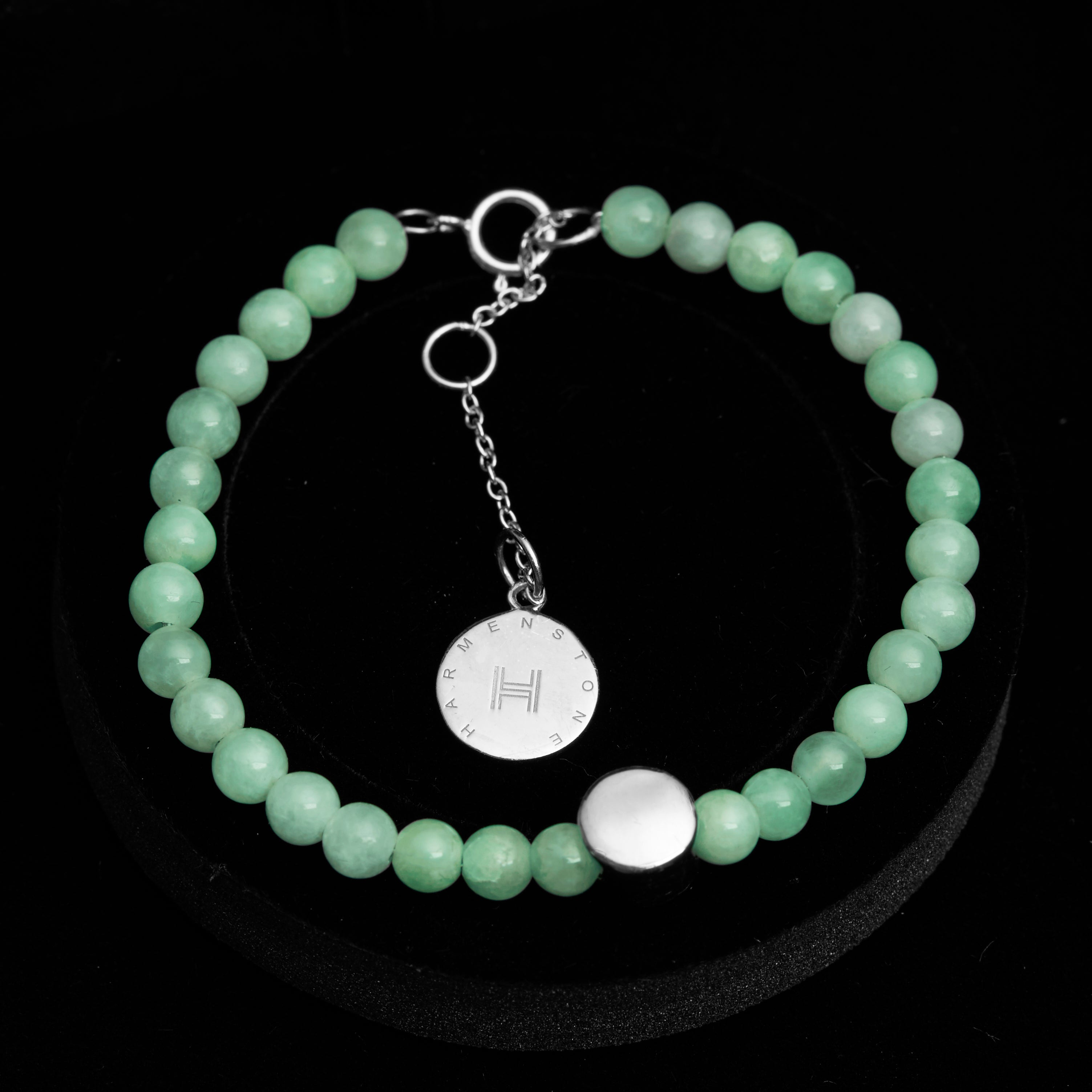 The Dinaro | Jadeite Jade