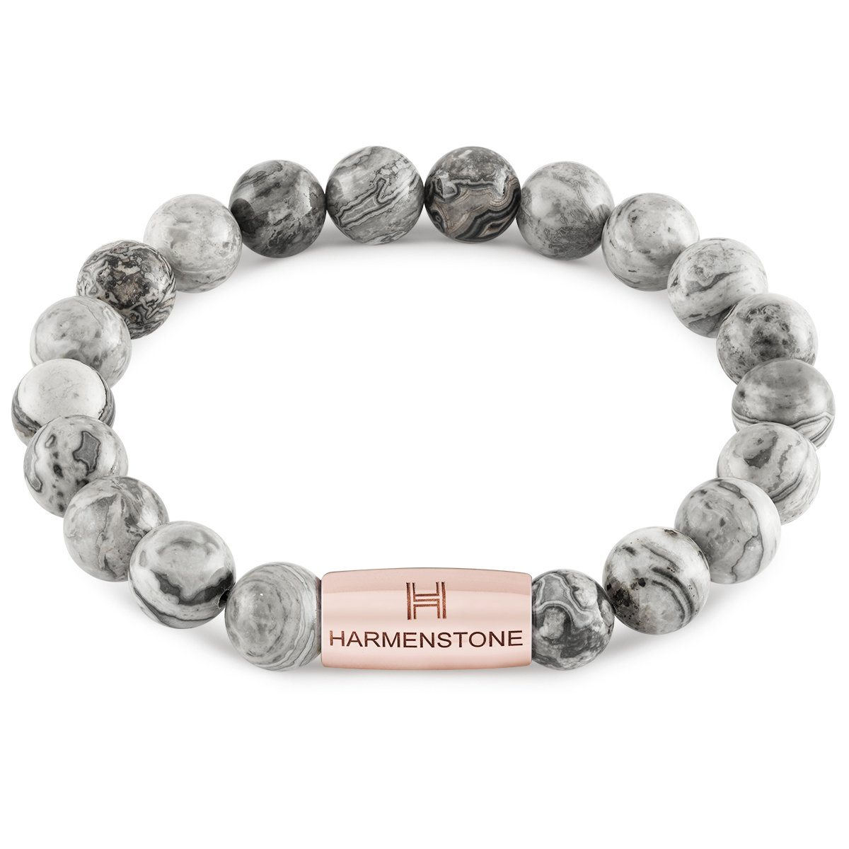 The Classic | Silver Lace Agate