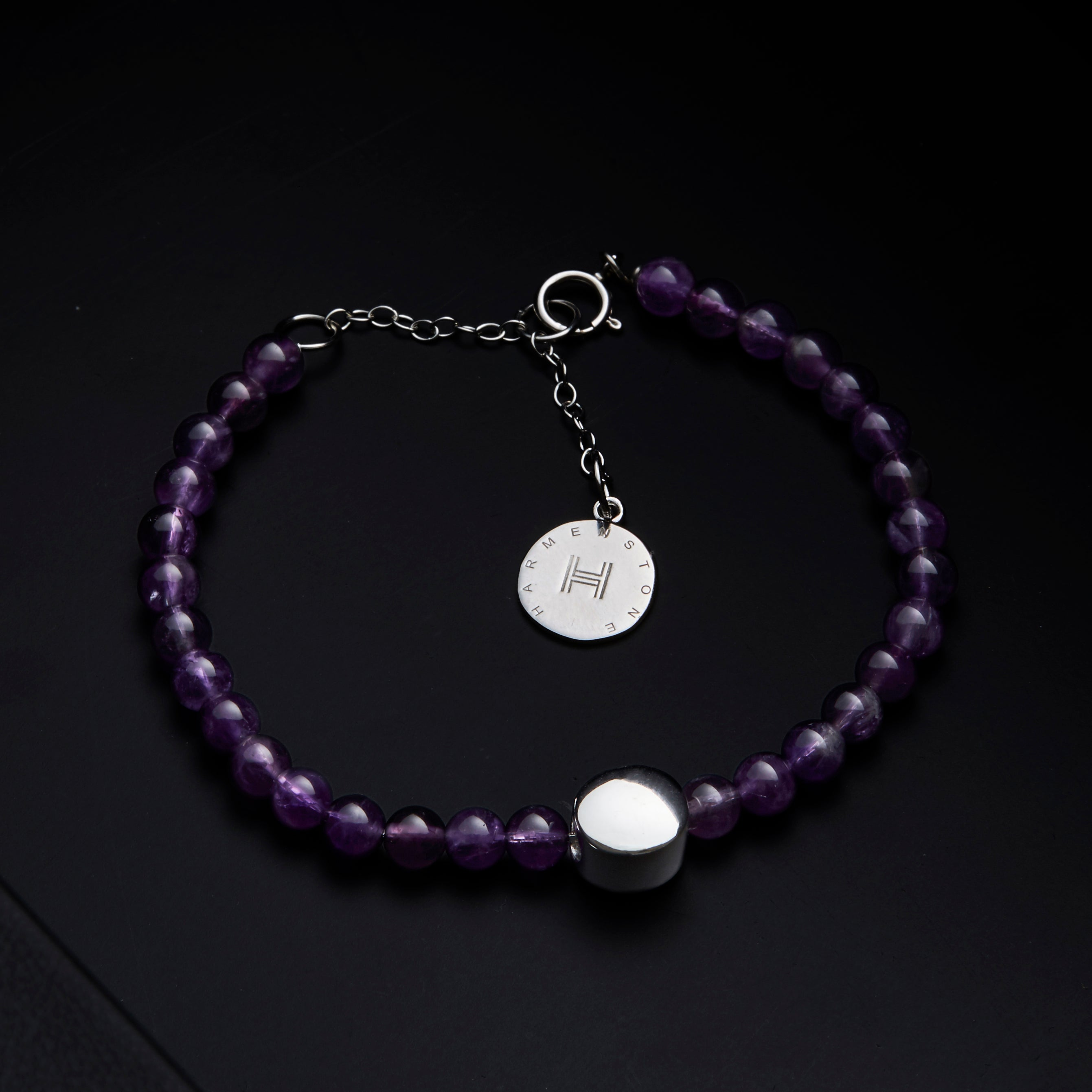The Dinaro | Amethyst