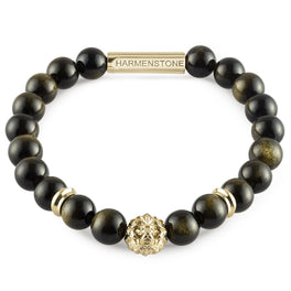 The Leo | Golden Obsidian