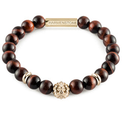 The Leo | Red Tiger Eye