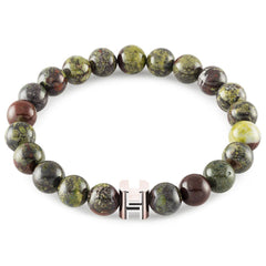 The Signature | Dragon Blood Jasper