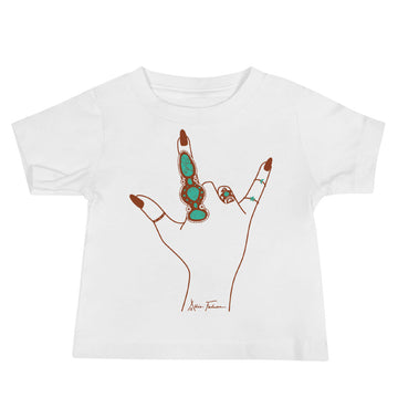 Love Language Baby Tee