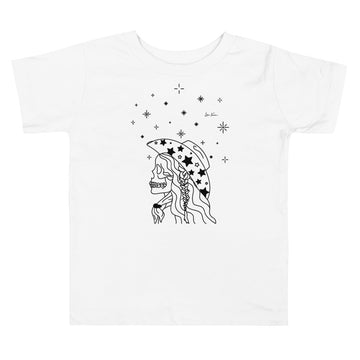 Love or Die Tryin' Rhinestone Cowgirl Toddler Tee