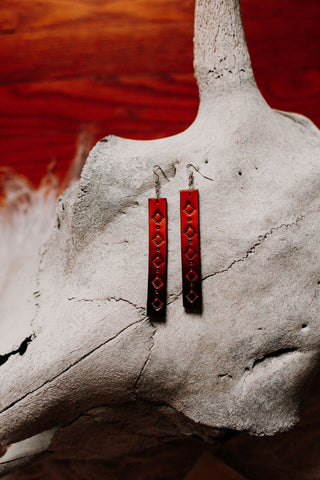 Ombre Totem Earrings