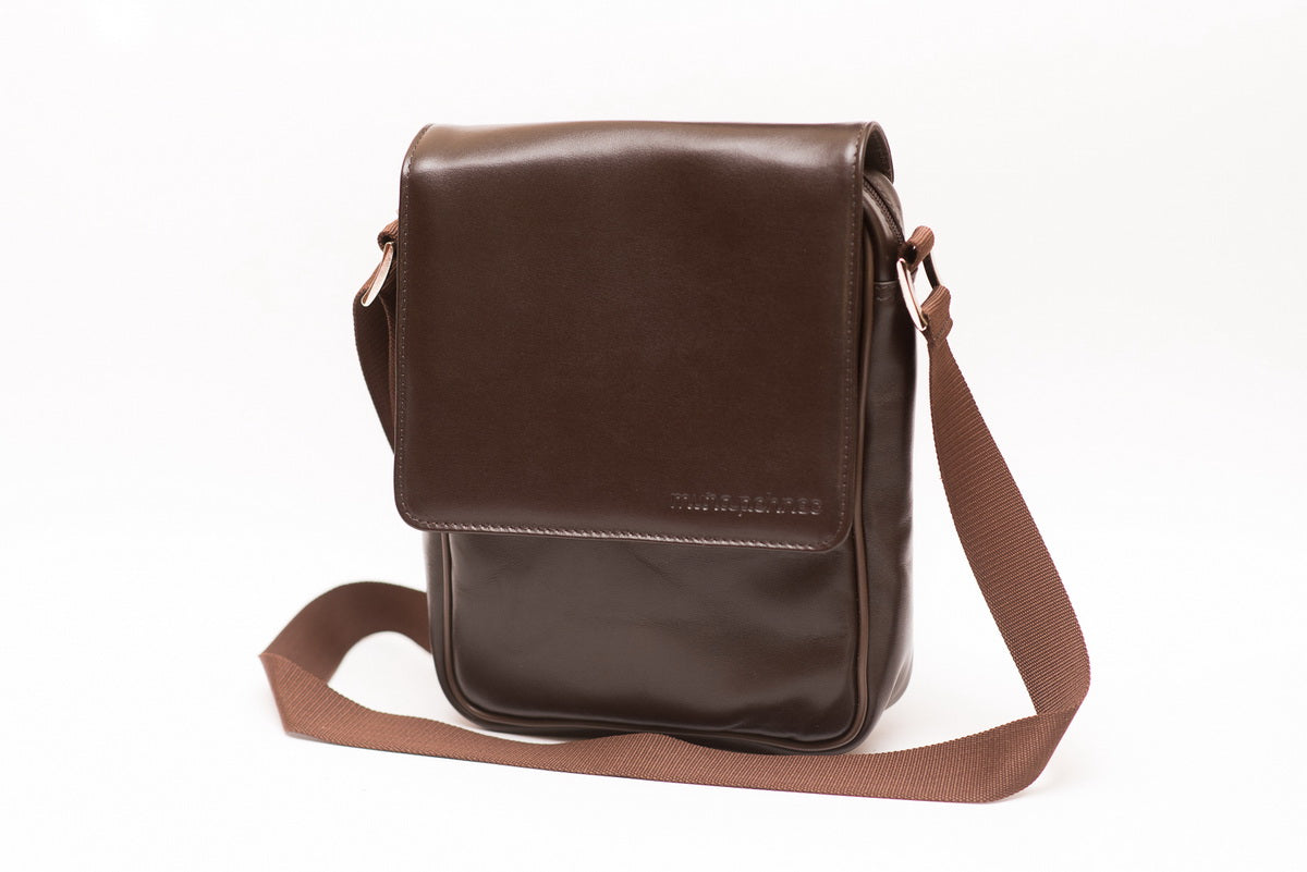Mura Pehnec Men's Leather Bag