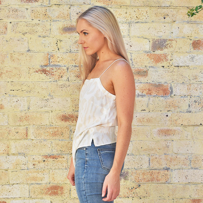 Leo Camisole Top - Friday Clothing Company