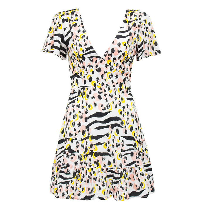 Safari Dress - Friday Clothing Company