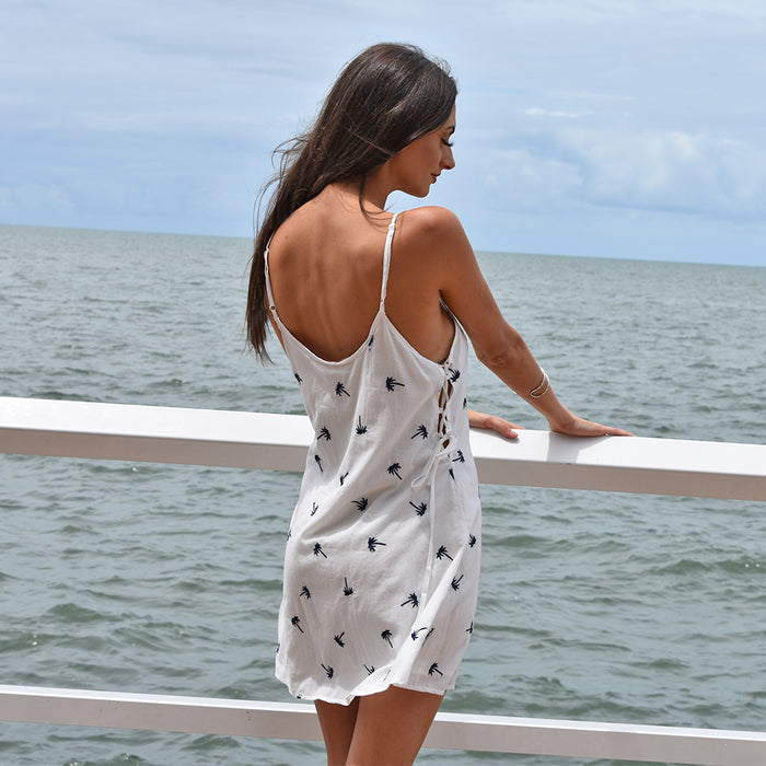 Palm Springs Dress - Friday Clothing Company
