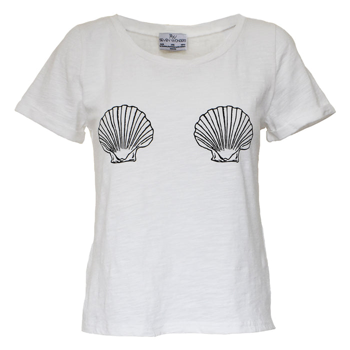 Sea Shells T-Shirt - Friday Clothing Company