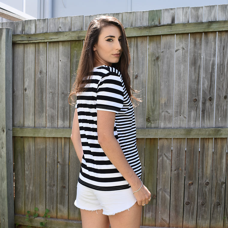 Stripey T-Shirt