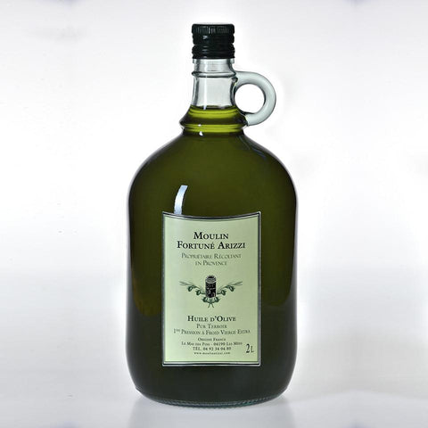 2 litres - Huile d'Olive Vierge Extra - Cru 2020-2021