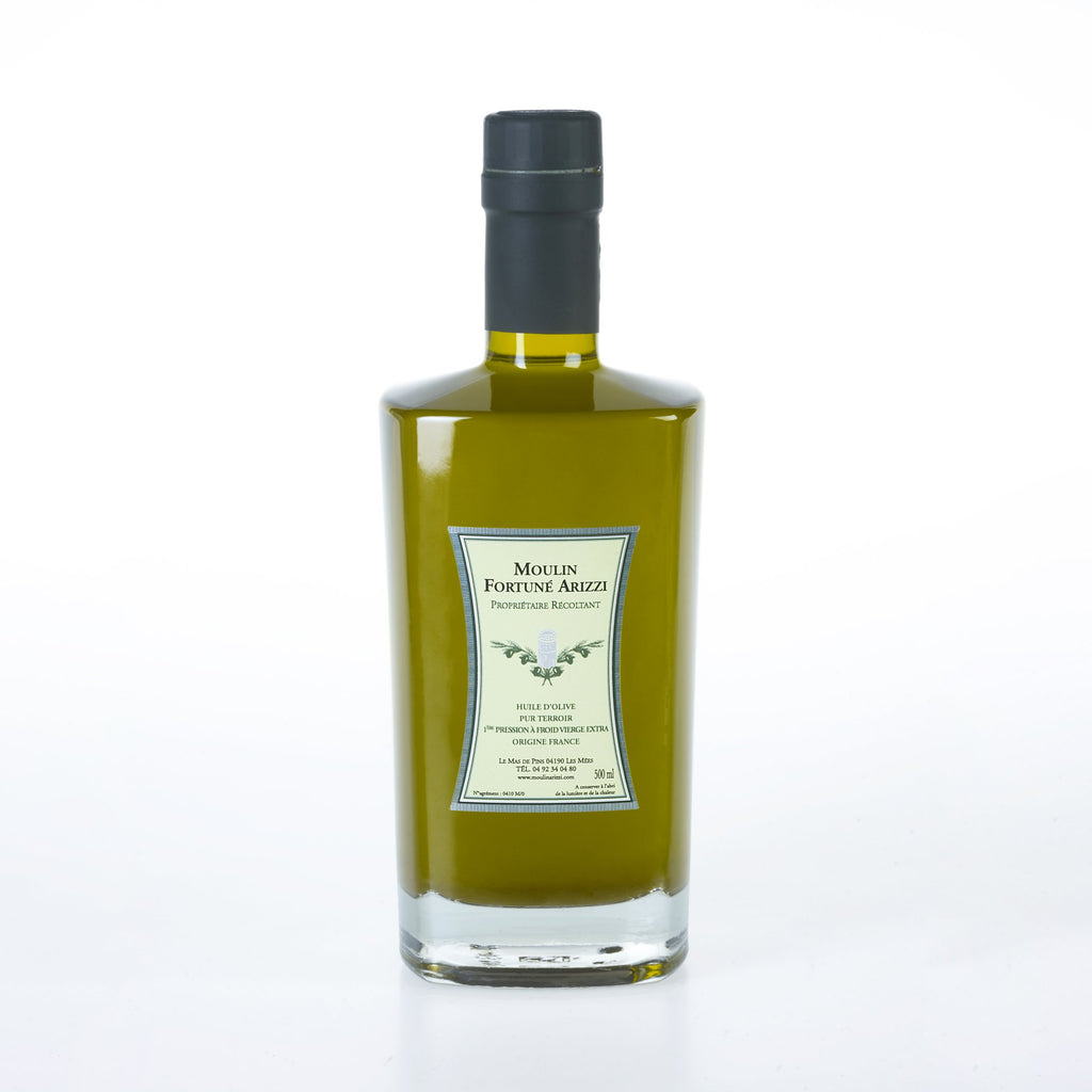 500 ml - Huile d'Olive Vierge Extra - Cru 2020-2021