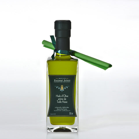 Moulin Fortuné Arizzi - Huile d'Olive Truffée - 250 ml