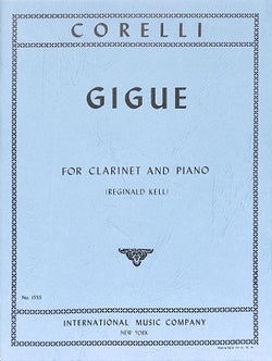 Corelli, A - Gigue