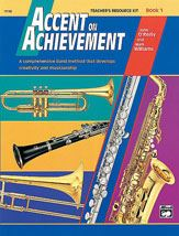 Accent on Achievement Bk 1 Teachers Resource Kit