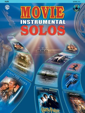 Movie Instrumental Solos with CD