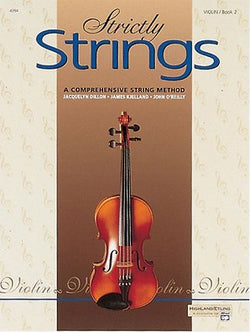 Strictly Strings Book 2 Violin