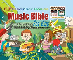 Turner Scott - Beginner Basics Music Bible For Kids Pack
