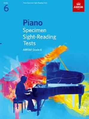 Copy of ABRSM Piano Specimen Sight Reading Tests Grade 6