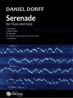 Dorff, D -  Serenade for Flute and Harp
