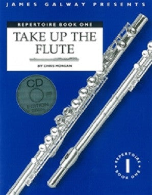 Take Up The Flute Repertoire Book 1 Book/CD (Chester)