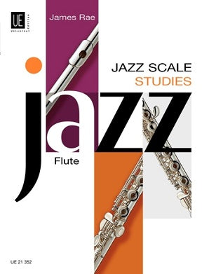 Rae, James - Jazz Scale Studies (flute)