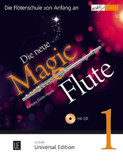 New Magic Flute 1 Book/Cd