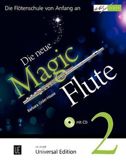 New Magic Flute 2 Book/Cd