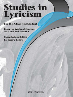 Clarke, l - Studies In Lyricism Advanced Flute (Carl Fischer)
