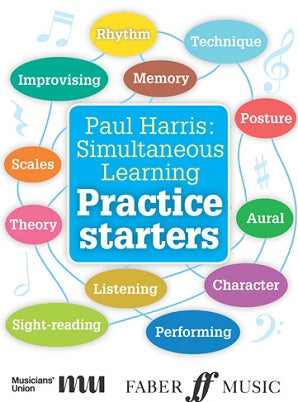 Harris, P -  Simultaneous Learning Practice Starters