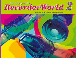 Wedgewood, Pam -Recorder World 2 Pupils Book