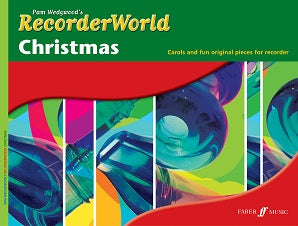 Wedgewood, Pam - Recorder World Christmas