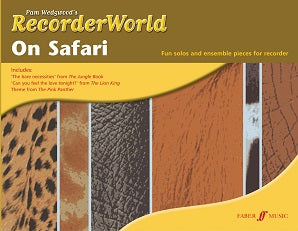 Wedgewood, Pam - Recorder World on Safari