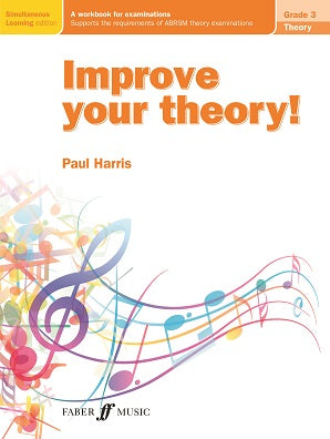 Harris, Paul - Improve Your Theory Grade 3