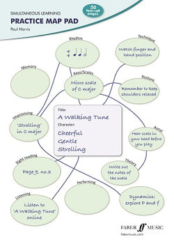 Harris, P -  Simultaneous Learning Practice Map Pad