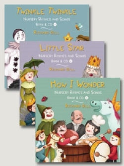 Nursery Rhyme Book Pack