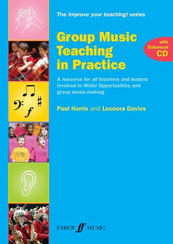 Harris, Paul - Group Music Teaching in Practice Book/CD