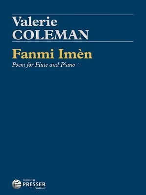 Coleman Valerie - Fanmi Imen Poem for Flute and Piano