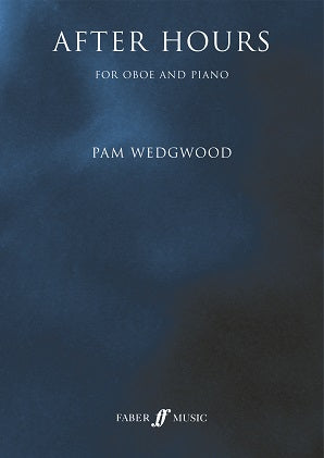 Wedgewood ,Pam - After Hours for Oboe and Piano