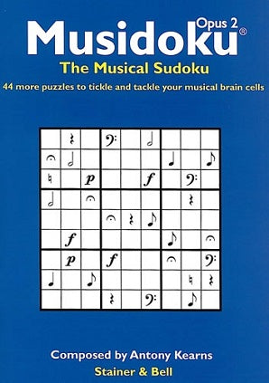 Musidoku The Musical Sudoku Op 2