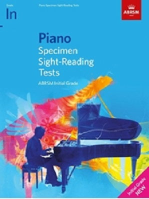 ABRSM Piano Specimen Sight Reading Tests Initial Grade