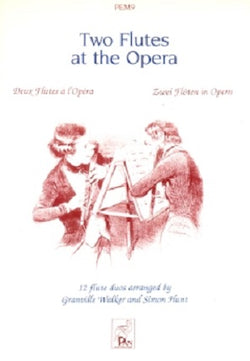 Two Flutes at the Opera Book 1