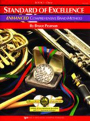 Standard of Excellence Enhanced, Book 1 Oboe