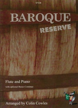 Baroque Reserve for flute and piano