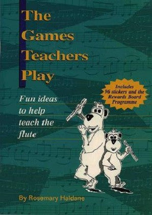 Haldane, R - Games Teachers Play