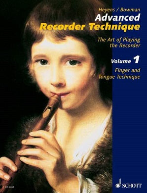 Heyens, Gudrun - Advanced Recorder Technique Vol. 1