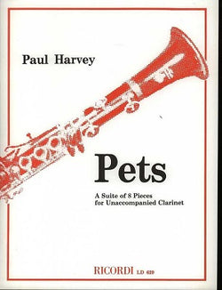 Harvey , Paul - Pets Suite