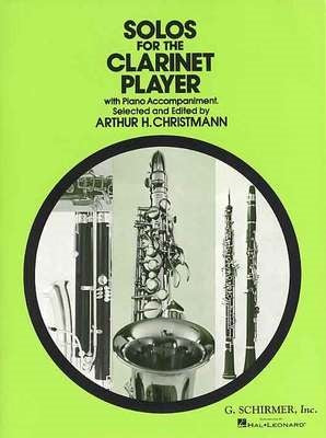 Solos for the Clarinet Player